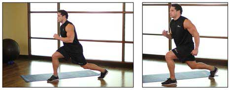 3. Split Squats photos