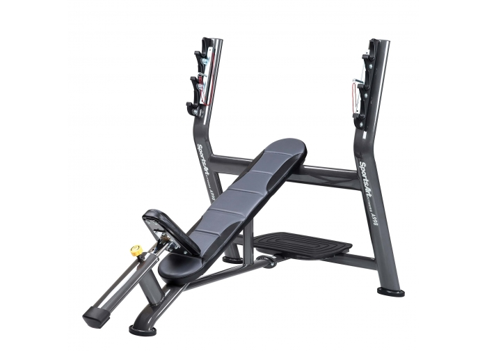A998 Olympic Incline Bench Press